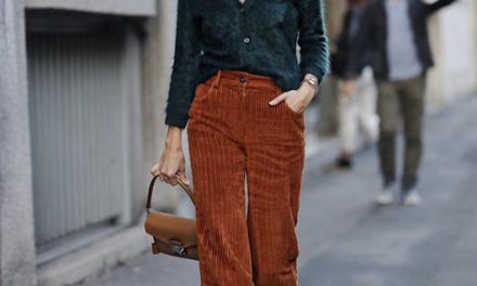 How to Wear Corduroy for Autumn