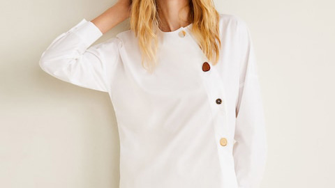 Back to Basics: White Organic Cotton Shirts