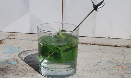 Weekly Offline Moment: Herbal Tea