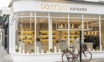 Beauty Review: Bamford Haybarn Spa