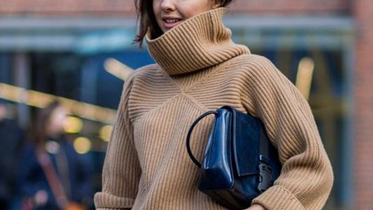 Back to Basics: Best Roll Neck Jumpers