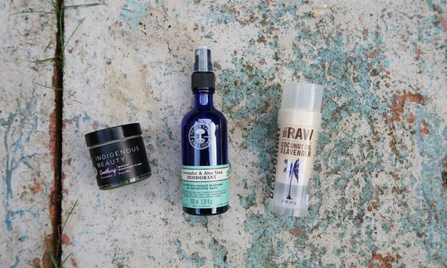 Deodorants vs Antiperspirants