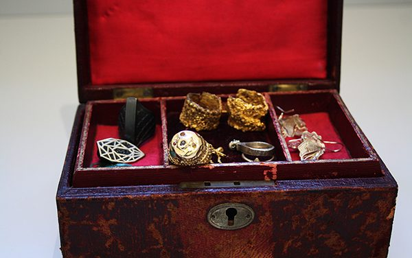 Inside My Jewellery Box