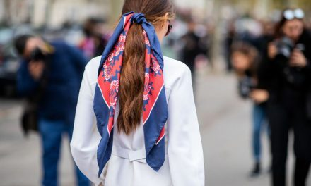 Back To Basics: Silk Scarves