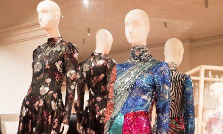 Repurposed Fabrics As Couture