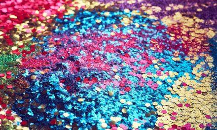 Biodegradable Glitter For Festivals