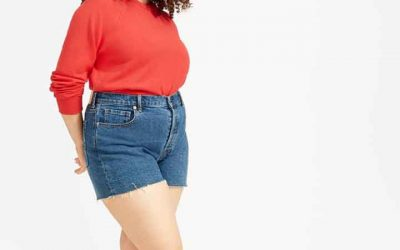 Back To Basics: Denim Shorts