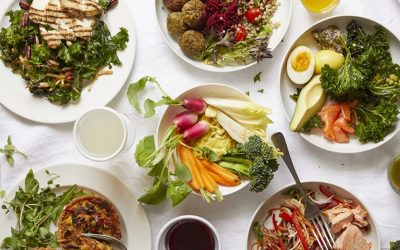 THE BEST ORGANIC EATERIES IN LONDON