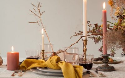 Christmas Table Decoration Tips