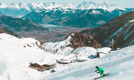 Stylish Sustainable Ski Wear