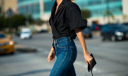 Back to Basics: Best Straight Leg Jeans