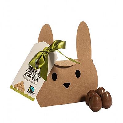 Cocoa Loco Plastic Free Easter Eggs