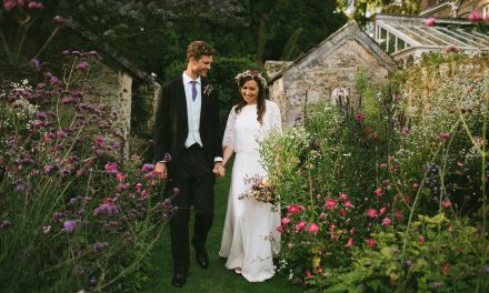 Bridal Diaries: Lucinda O'Connor