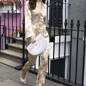 Lyla Wilde Silk Suit Innovative Sustainable Materials Support Small Sustainable Business May Newsletter