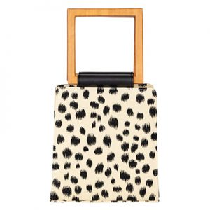 Mashu Leopard Print Bag Innovative Sustainable Materials Support Small Sustainable Business May Newsletter