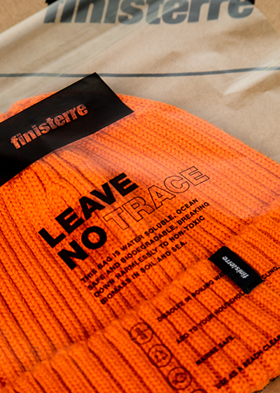 Finisterre World Ocean Day Leave No Trace Bags Aquapak