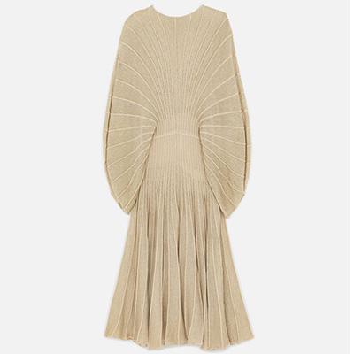 Stella McCartney Lurex Dress Maxi Dresses For Summer