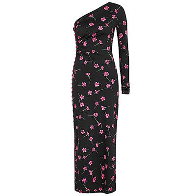 Marcia One Shoulder Dress Dress Maxi Dresses For Summer