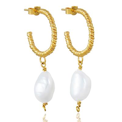 Natalie Perry Pearl Earrings What We Love In July Newsletter