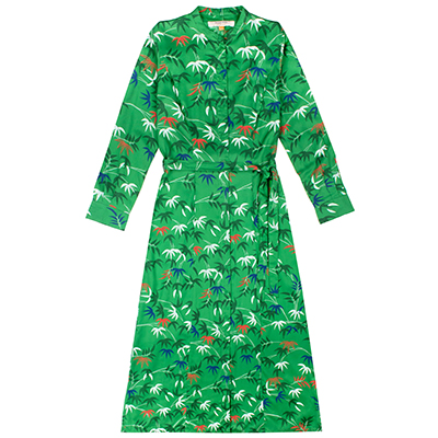 People Tree Bamboo Green Dress What We Love In June Newsletter