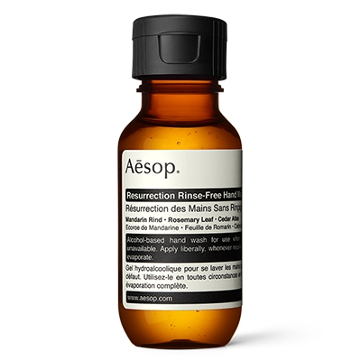 Aesop Hand Sanitiser Best Natural Hand Sanitiser