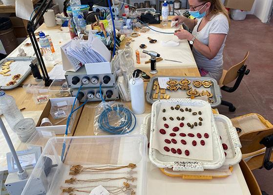 Maria Leoni Sceti Sonia Petroff Workshop