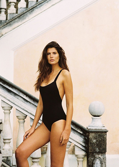 Conscious Swimwear Brands To Know Talia Collins One Piece