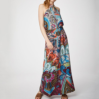 Thought Clothing Printed Dress Maxi Dresses For Summer