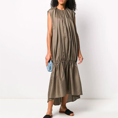 Toteme Dress Maxi Dresses For Summer