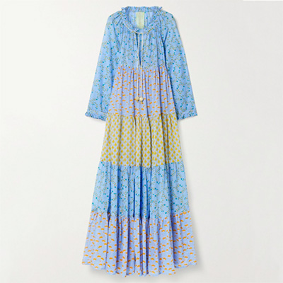 Yvonne S Tiered Dress Maxi Dresses For Summer