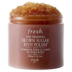 Fresh Brown SugarBody Scrub Natural Body Scrubs For Glowing Skin
