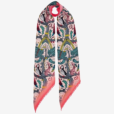 Emma J Shipley How to Style a Silk Scarf
