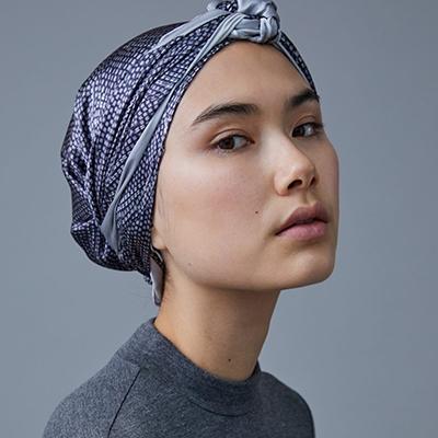 Manakaa Peace Silk Scarf How to Style a Silk Scarf