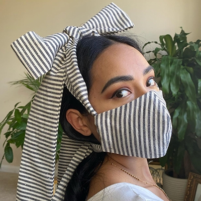 Nathalia J Mag Reusable Face Masks Sustainable