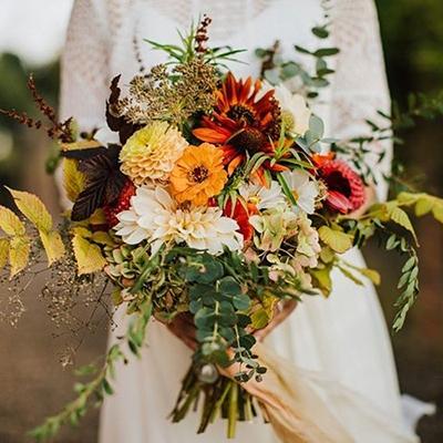 Flowers at 58 Binky Nixon Planning an Autumn WEdding