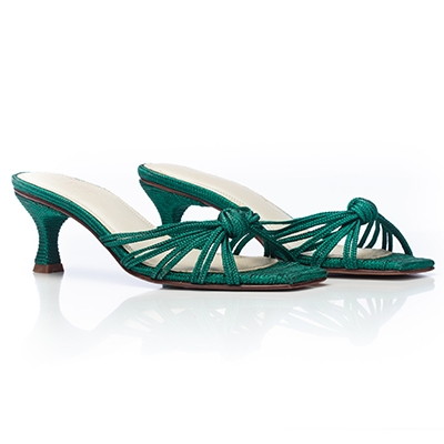 The Knot Zyne Minimal Sandals