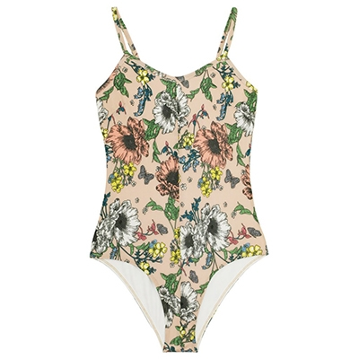 Vanessa Swimsuit Underprotection Stylish One Piece Swimsuits
