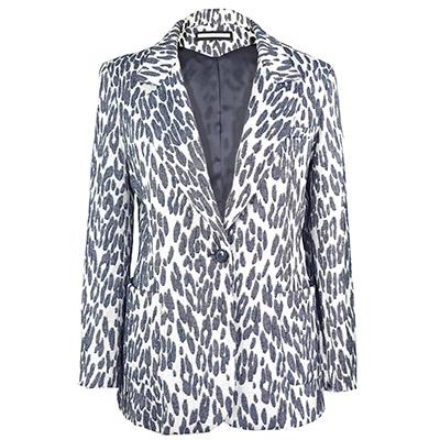 Bozena Jankowska Leopard Blazer Best Blazers For Summer Evenings