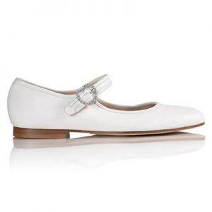 Brother Vellies Elegant Bridal Flats