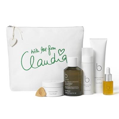 Claudia Schiffer x Bamford Organic September Newsletter