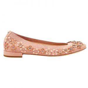Dior Ballet Flats Vestiaire Collective Elegant Bridal Flats