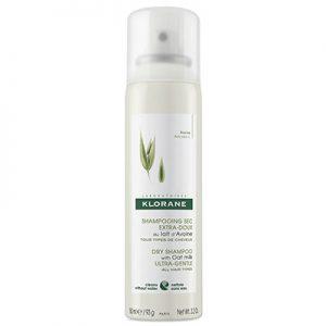 Klorane Dry Shampoo Natural Dry Shampoos
