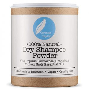 Corinne Taylor Dry Shampoo Natural Dry Shampoos