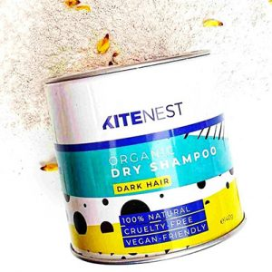 Kitenest Dry Shampoo Natural Dry Shampoos