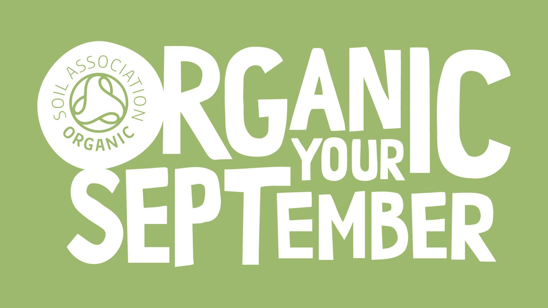 Organic September Newsletter