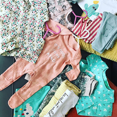 The Little Rental Company Baby and Toddler Clothing Rental