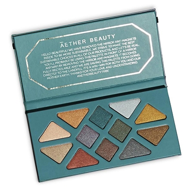 Aether Beauty Refillable Cosmetics Switching To Clean and Eco Friendly Beauty