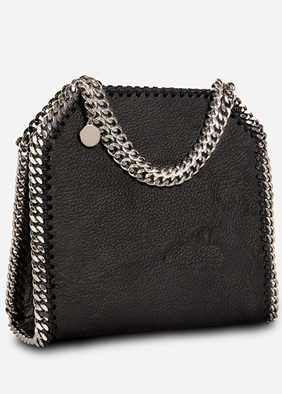 Stella McCartney Mylo Mushroom leather bag Is Vegan Leather Better For The Environment