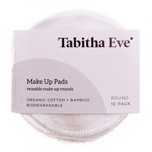 Tabitha Eve Make Up Pads Reusable Makeup Remover Pads and Wipes