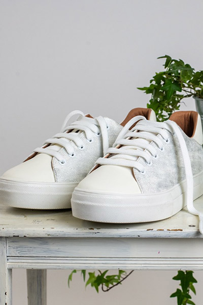 Allkind Vegan Shoes recycled rubber soles Trainers